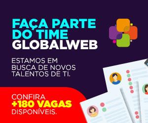 Faça parte do time Globalweb