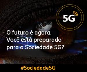 Sociedade 5G - Ericsson