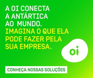 A Oi conecta a Antártica ao mundo. Imagina o que ela pode fazer pela sua empresa.
