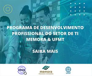 Programa de Desenvolvimento Profissional do Setor de TI